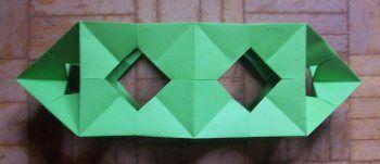 origami modular fácil (=