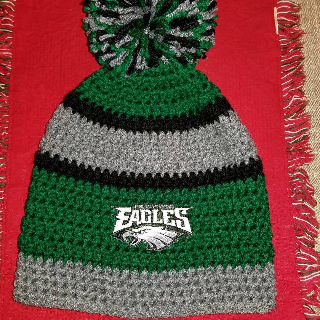 Philadelphia Eagles Beanie #philly #philadelphia #eagles ...