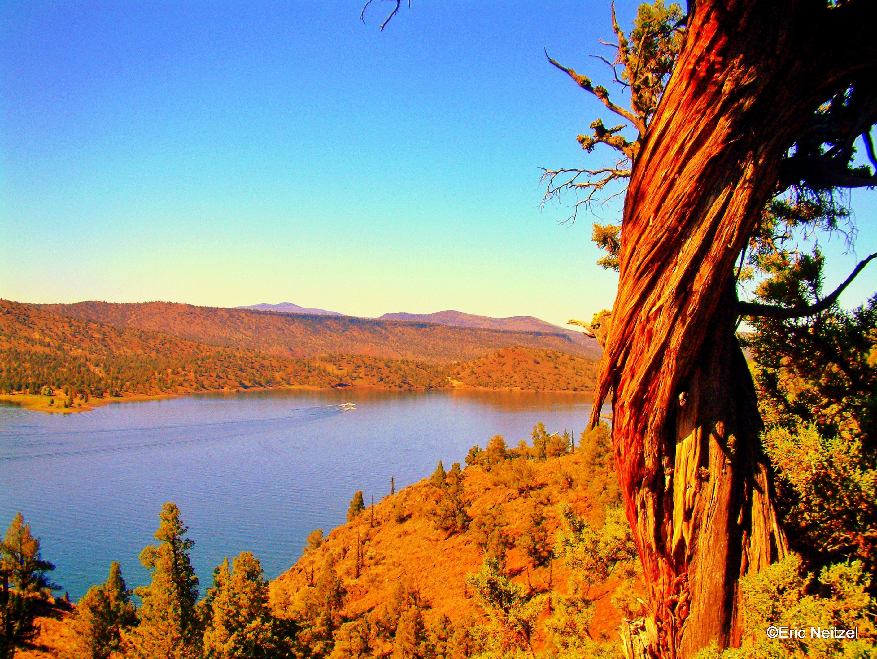 Prineville Reservoir at Sunrise.  Central Oregon  I Love the Pacific Northwest! #PNW #UpperLeftUSA