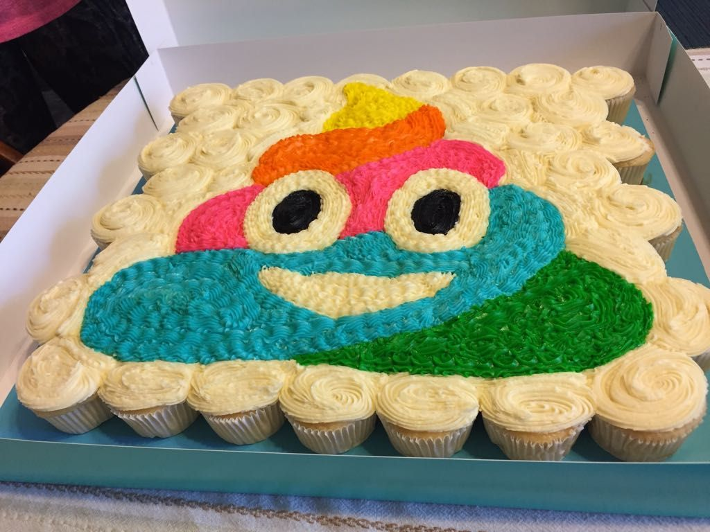 My 8 Year Old Niece Just Ordered This Cake For Her Birthday
