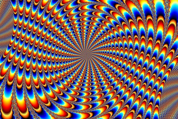 fractal 3d cube wallpapers optical generator fractals illusions hd illusion cubes colors google magic ink eyes fr kewl fractalposter