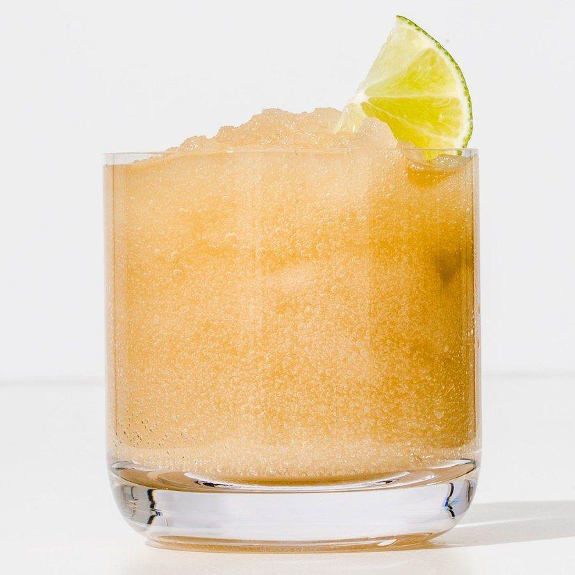 Dark and Stormy Slushy Recipe Slushies, Frozen drinks