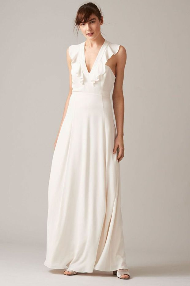 A Darling Debut Whistles Bridal Collection 2017