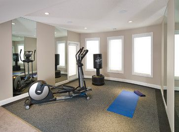 fitness room design ideas pictures remodel and decor