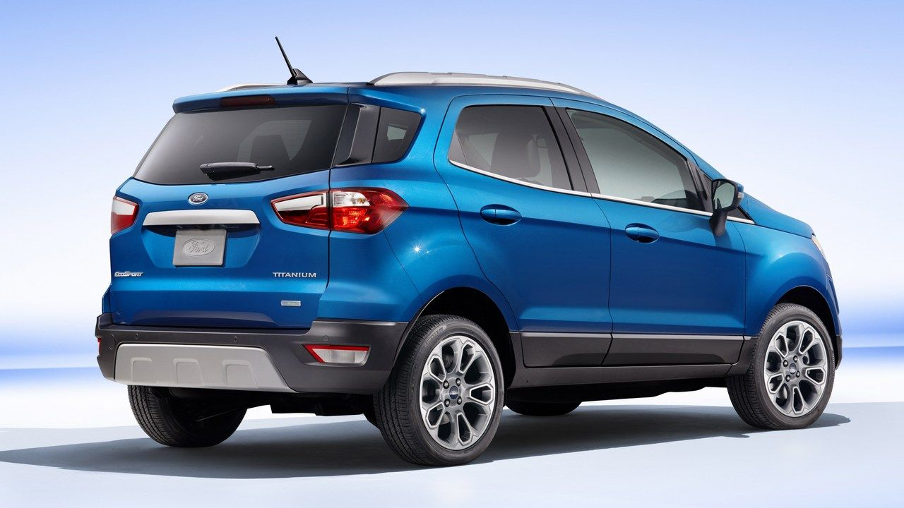 A compact SUV with beautiful design, high on mileage