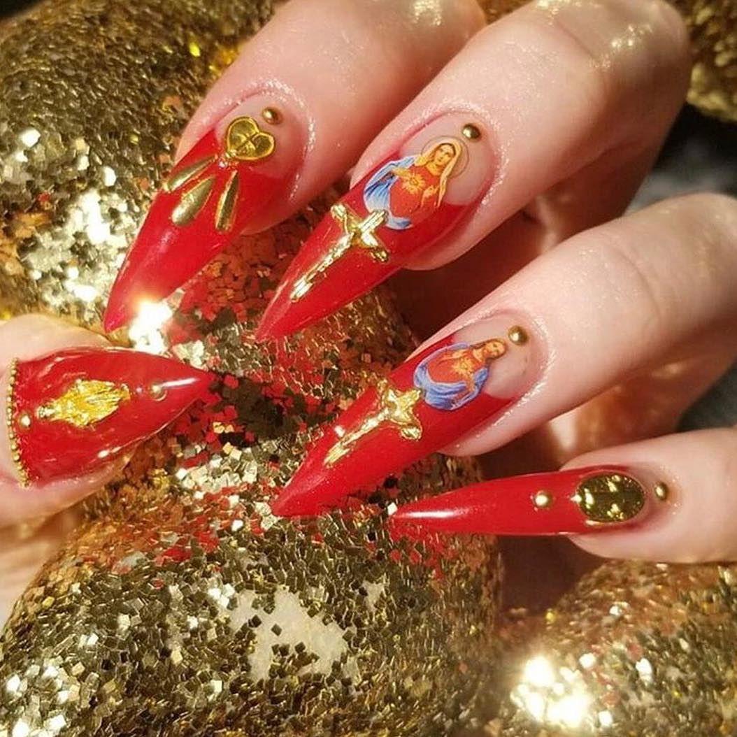 Kat Von D Nails - Best Nail 2018