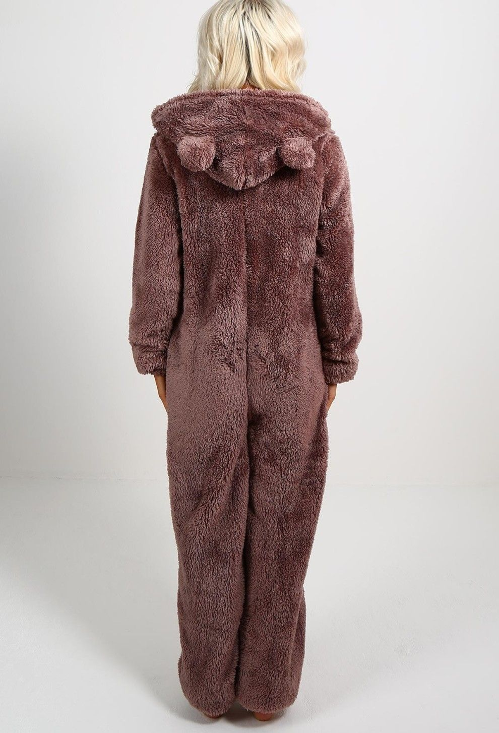 This fluffy onesie, perfect for hibernating. in 2019   crazy little ... b32ea6916a