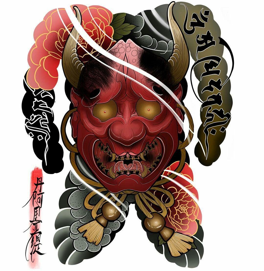 Ghim của Tattooshen trên Mẩu tattoo Hình xăm nhật, Hình