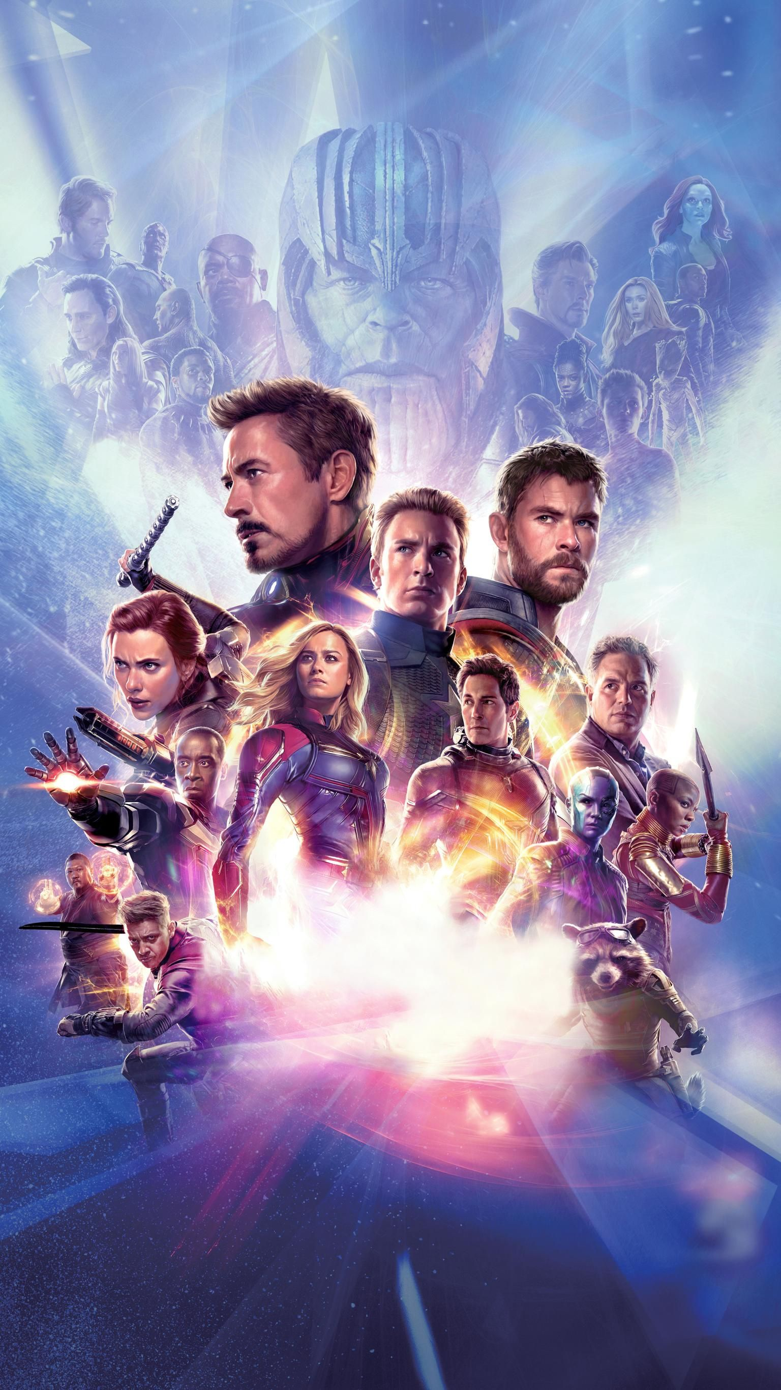 "Avengers End Game Poster 2019 Marvel Comics Movie Film Print 13x20/"" 24x36/"" 27x40"
