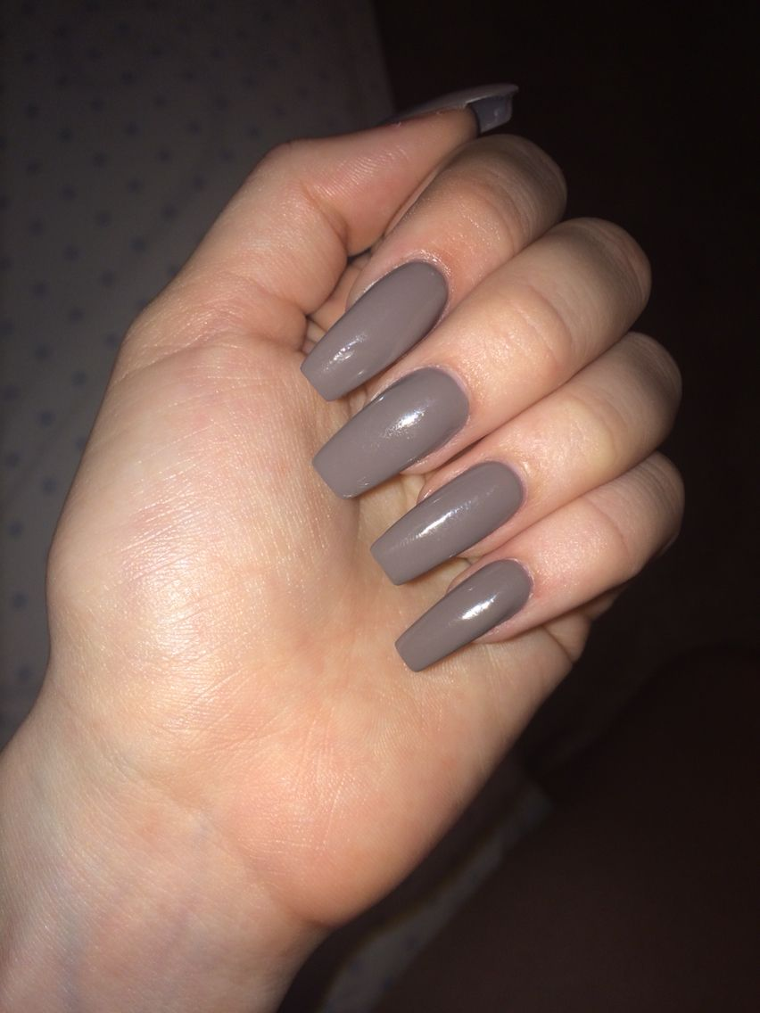 my Kylie Jenner inspired acrylics | • n a i l s • | Pinterest ...
