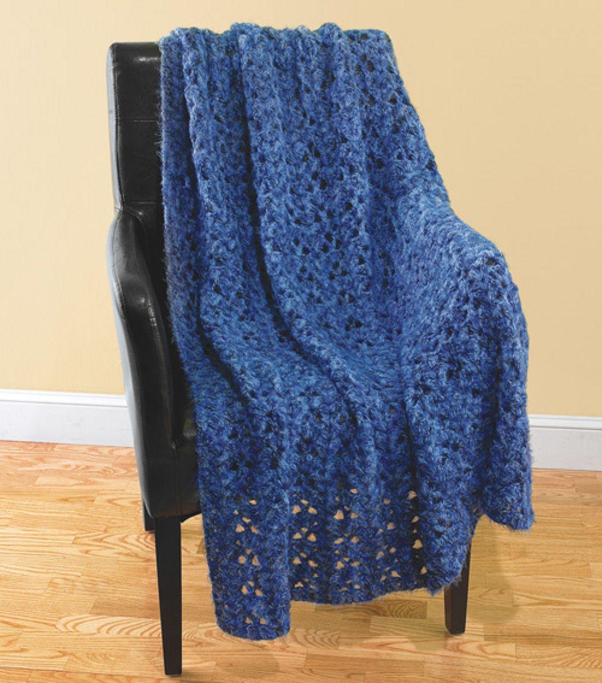 Crochet Shell Stitch Afghan | mantas | Pinterest | Manta