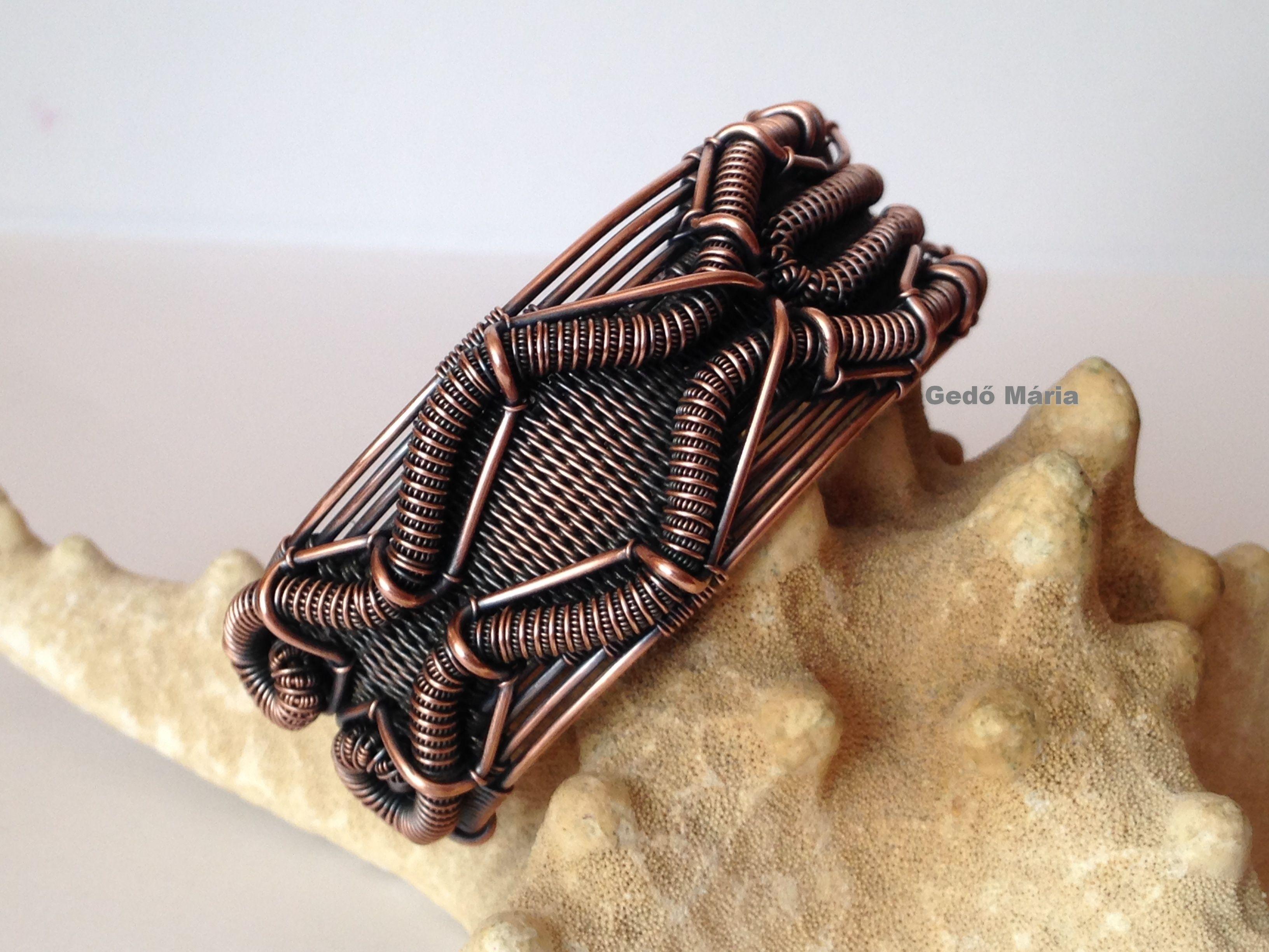 Pin von Alice Clark auf Wire wrapped jewelry | Pinterest | Schmuck ...
