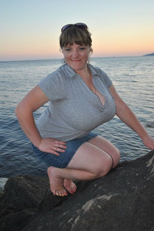 Big Mature Woman