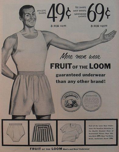 Boxer Shorts and undershirt- Van | Unterhemd, Undershirt or under ...