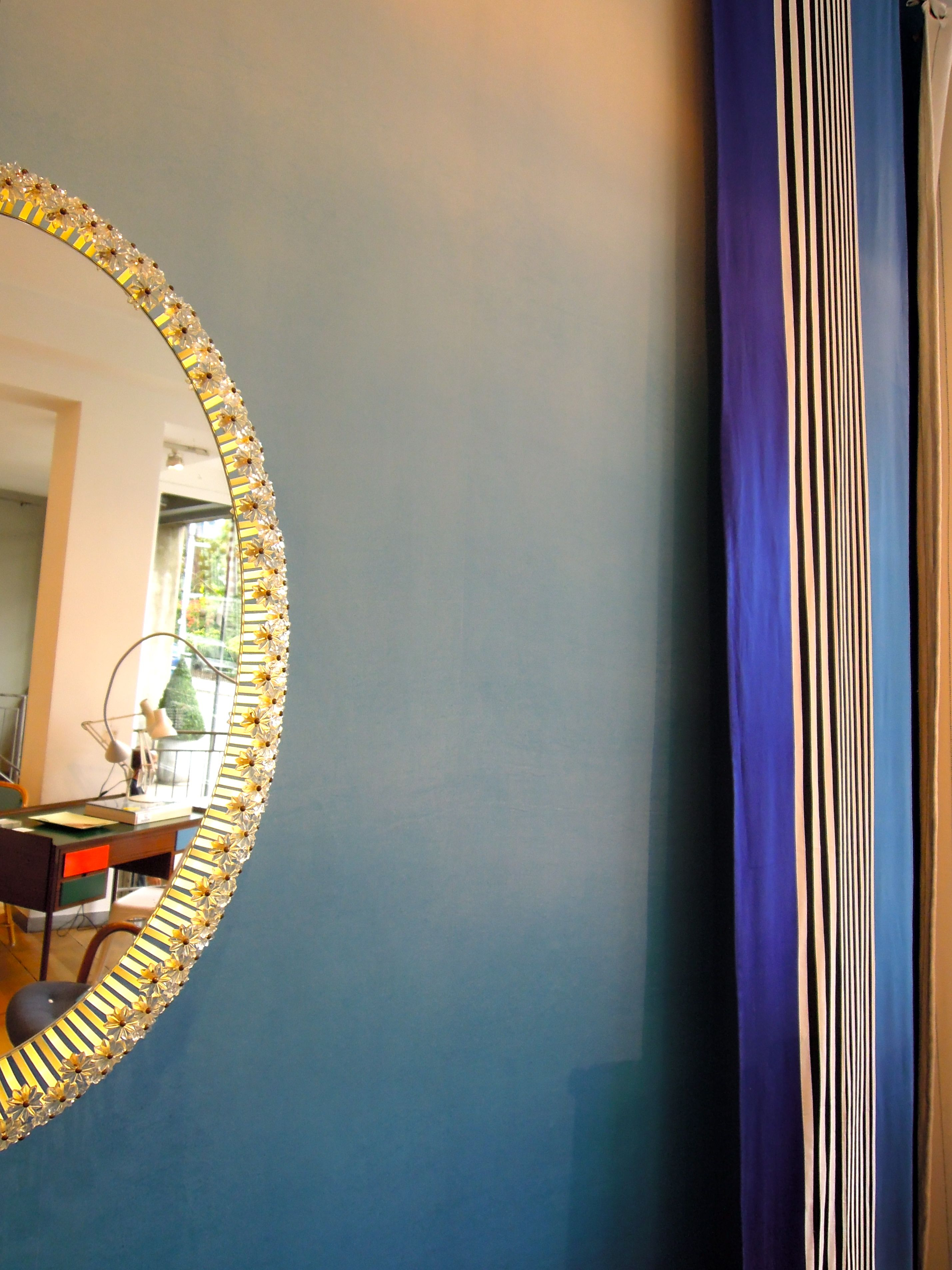 Pin by ruby in the dust on vintage wall mirrors pinterest online retailer dealer in mid century luxury design specialising in vintage furniture chandeliers art deco mirrors arubaitofo Image collections
