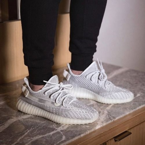 Adidas Yeezy Boost 350 V2 Static Men's Size: 11 Boutique