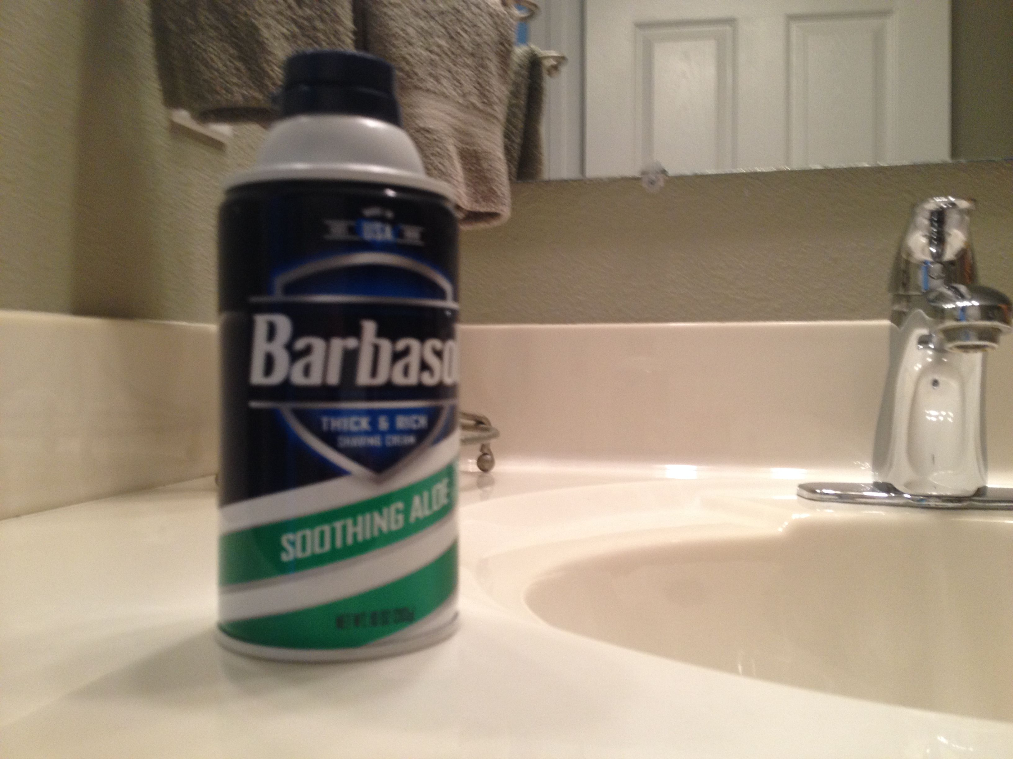 Eureka i just figured out how to clean my husbands for How much to gut a bathroom