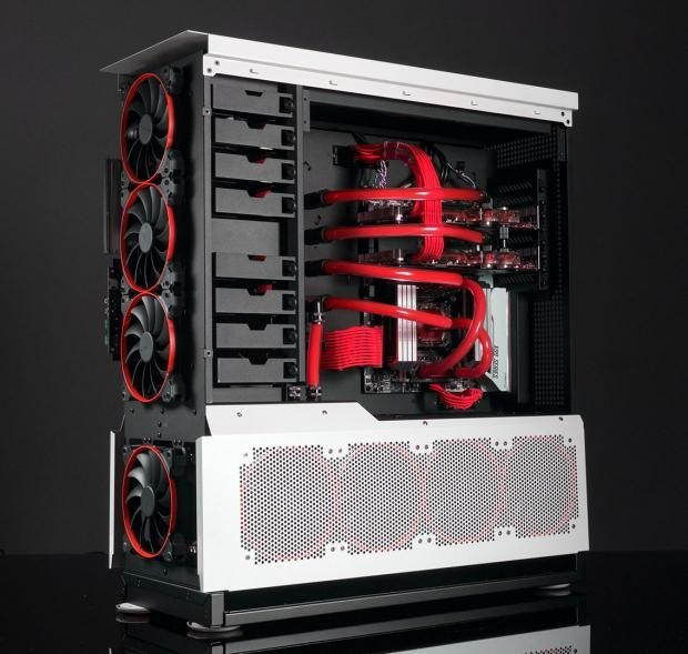 Does Custom Liquid Cooling In A Pre Built Pc Interest You This