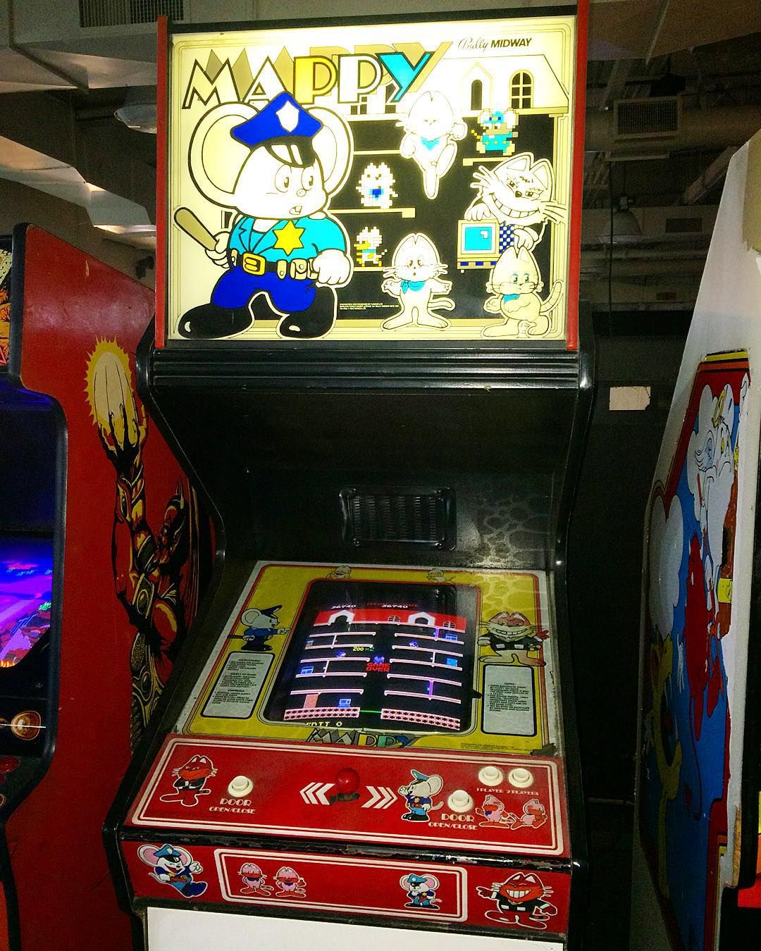 Mappy #Mappy #namco #arcade #videogames #retrogaming #twingalaxies ...