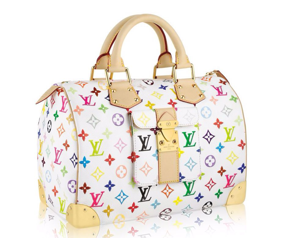 louis vuitton bags white
