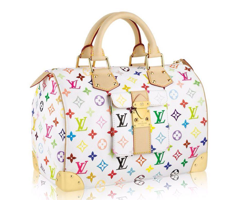 Louis Vuitton Monogram Multicolore Sdy 30 Bag Is Finally Discontinuing Murikami S Multicolor Line