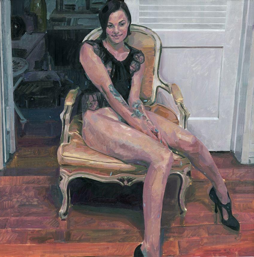 Erotic artist los angles