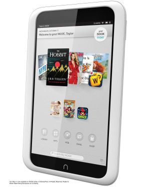 Review Barnes Noble Nook Hd Wows With Stellar Display With