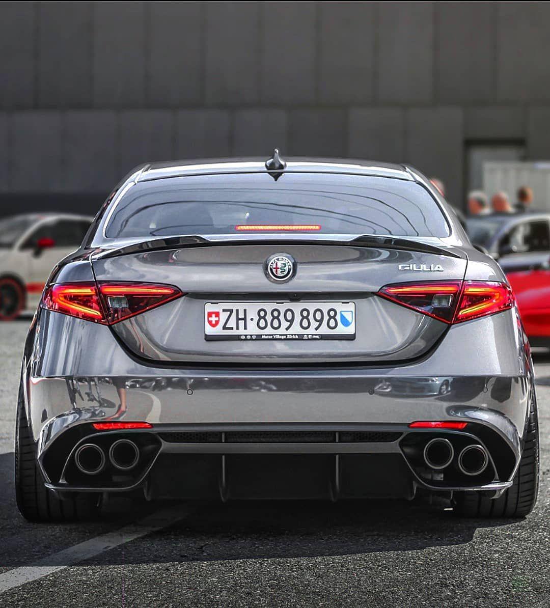 Alfa Giulia Qv >> Alfa Romeo Qv On Instagram She Has Not Exhausts She