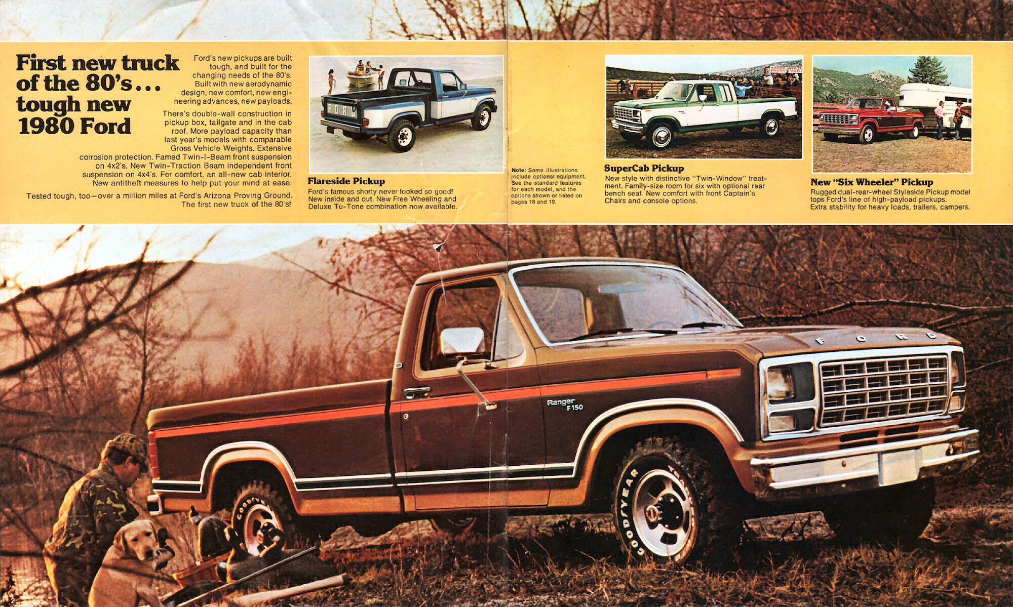 Ford trucks work 1980 google search