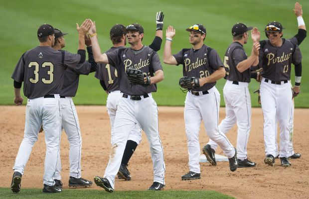 High five! Boilermaker baseball is back on February 19th