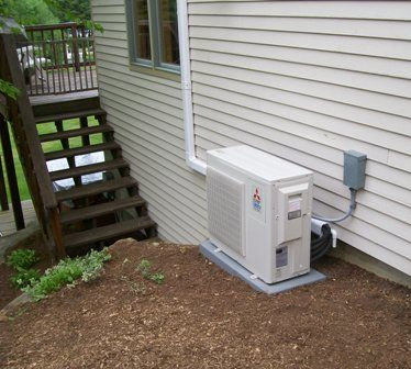 Mitsubishi Heat Pump Workshop Ideas Heat Pump Split System Air