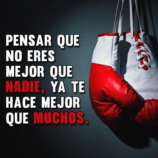 Frases Boxeo Motivadoras Buscar Con Google Motivacion