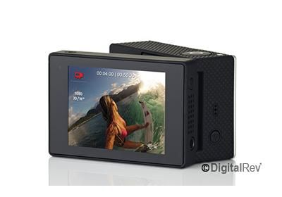 (CLICK IMAGE TWICE FOR DETAILS AND PRICING) GoPro HERO3 LCD Touch BacPac. The LCD Touch BacPac is a removable LCD touch screen for GoPro cameras*. As a removable accessory, the LCD BacPac keeps your camera as small and light as possible, yet provides the convenience of an LCD screen when attached. .. . See More Camcorder Products at http://www.ourgreatshop.com/Camcorder-Products-C156.aspx
