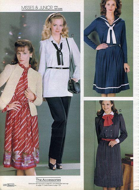 1982-xx-xx Sears Christmas Catalog P100 | 80's Makeup and Fashion