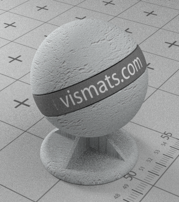 Free Stucco Plaster 2 Vray Material For Sketchup And Rhino Vismats Com Plaster Material Stucco Plaster