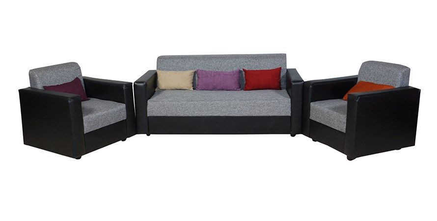 Buy Bantia Blythe Sofa Set Online India At Best Price Sofa Set Sofa Set Online Fabric Sofa