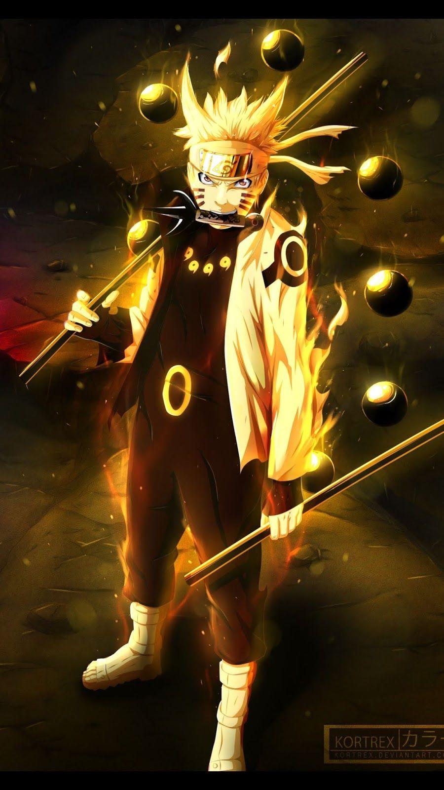 Naruto Boruto Wallpaper For Iphone And Android Part 1 In 2020 Naruto Uzumaki Naruto Anime Naruto