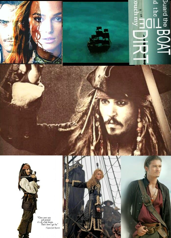 Jack Sparrow~Pirates of the Caribbean | Pirates of the