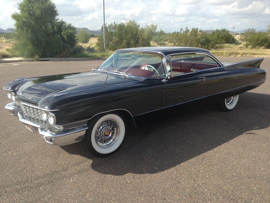1960 Cadillac Coupe Deville Cadillac Pinterest