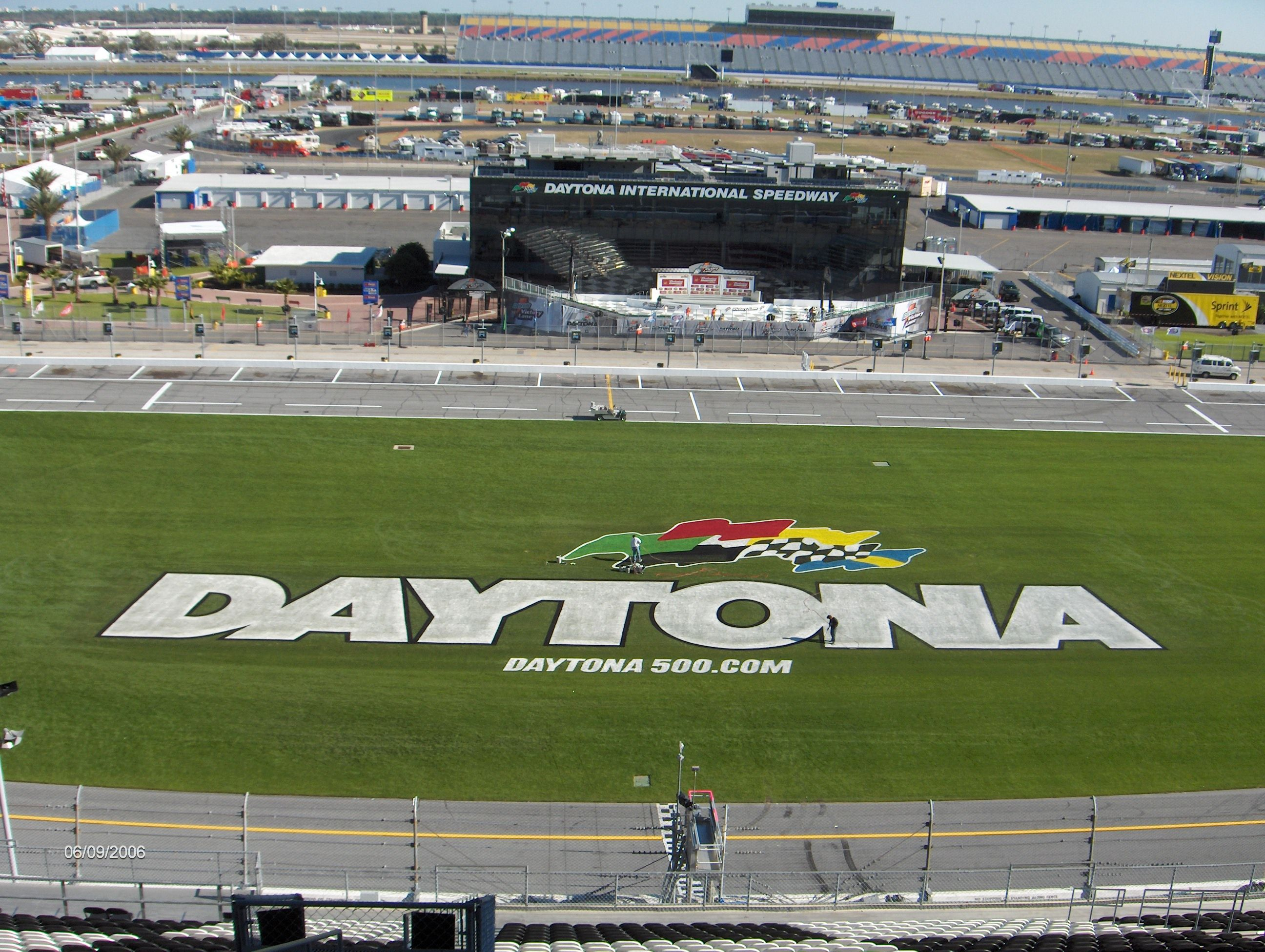 The best Christmas gift I ever gave my brother - a tour of Daytona ...