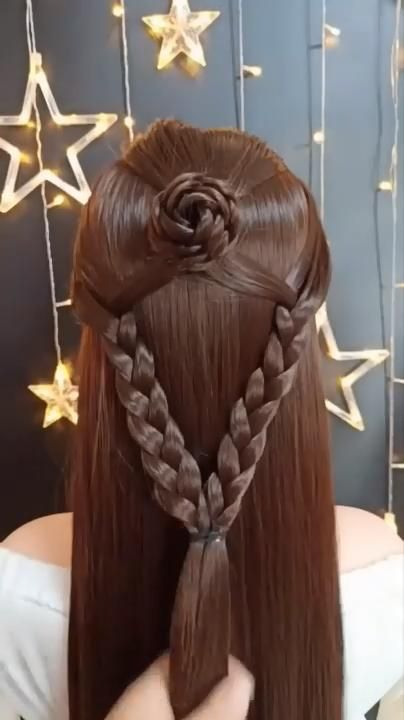 Braids, Buns, and Twists Step by Step Hairstyle Tu