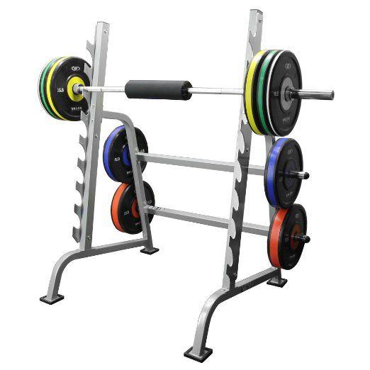 sawtooth squat bench combo power rack