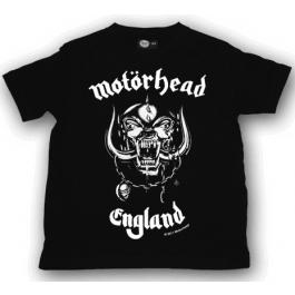 Motörhead kids T-shirt. https://www.littlerockstore.dk/motorhead-t-shirt-til-born-england.html