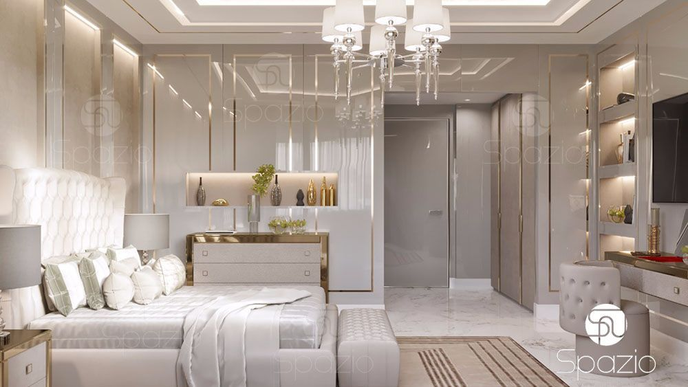 Bedroom Interior Design In Dubai Luxurious Bedrooms Master