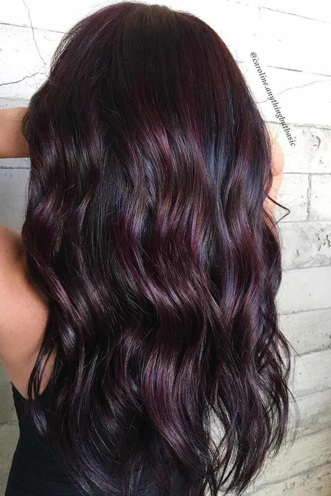 37 Flirty Burgundy Hair Ideas Hair Bold Hair Color