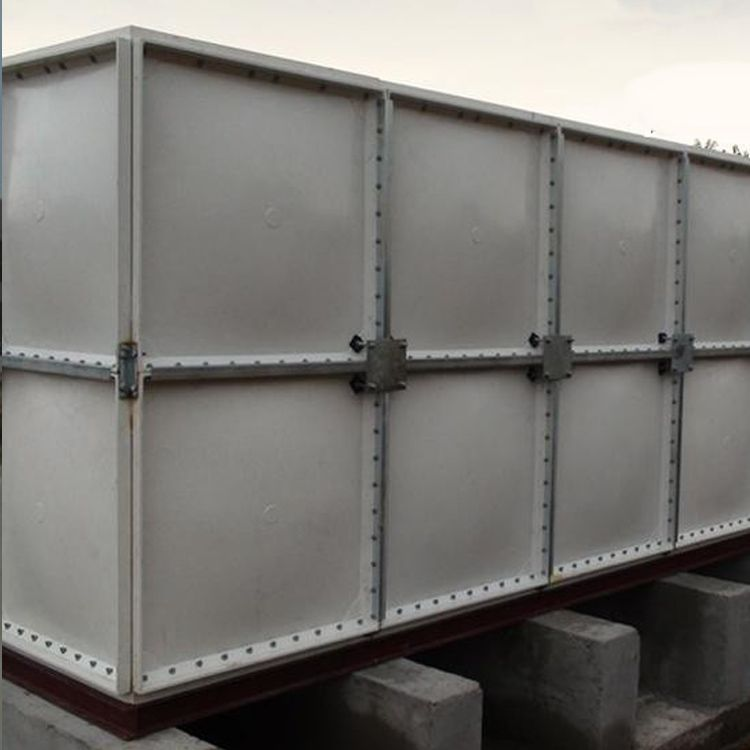Manfacturer 50m3 Smc Frp Grp Sectional Water Storage Tank Water Storage Tanks Water Tank Steel Water Tanks