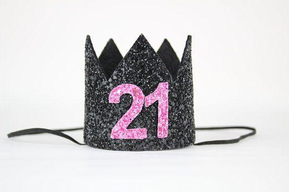 21st Birthday Crown