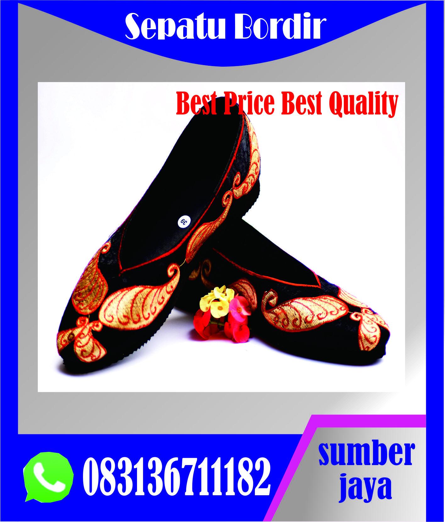 Sepatu Bordir Malang Sepatu Bordir Surabaya Sepatu Bordir Jogja Sepatu Bordir Motif Sepatu Bordir Wanita Tua Kasut Bordir Wanita Kasut Bordir Wanit Sepatu