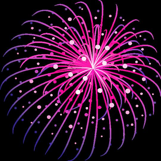 PNG++Fogos+de+artifício+2.png (541×544) Fireworks