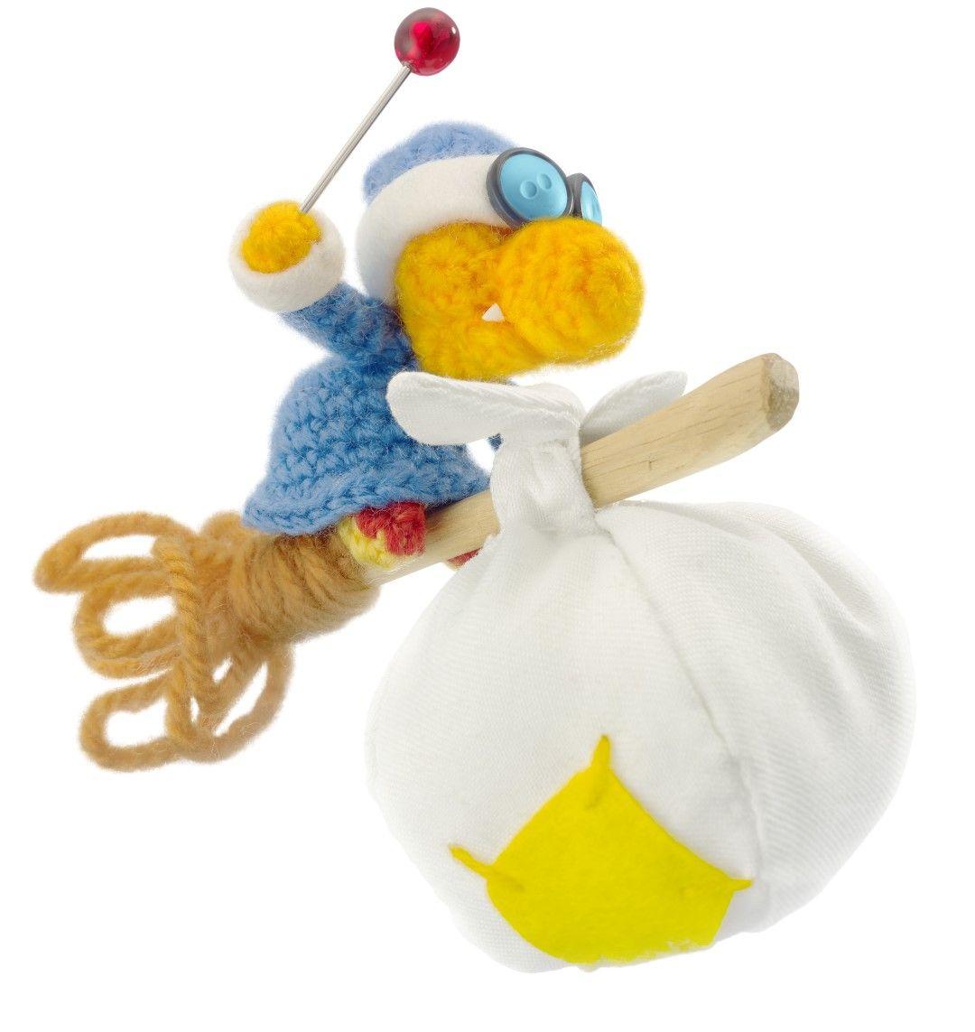 Kamek - Yoshi\'s Woolly World   A Walk In Mushroom Kingdom ...